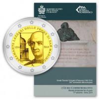 San Marino 2014 500th anniversary of the death of Bramante Lazzari delle Penne di San Marino