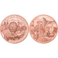 Austria 2014 10 euro - Tirol