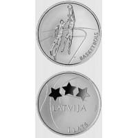 Latvia 2008 Basketball