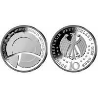 Germany 2010 10 euro Porzellanherstellung F