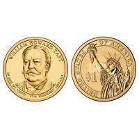 USA 2013 1 dollar William Howard Taft 27th President P