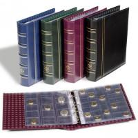 Leuchtturm coin album OPTIMA in classic design
