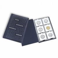 Leuchtturm coin album for holders