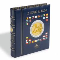 Leuchtturm coin album VISTA including slipcase without sheets
