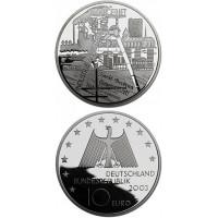 Germany 2003 10 euro Juni 1953 F