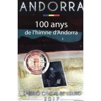 Andorra 2017 100 years Anthem