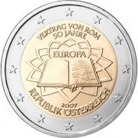 Austria 2007 50th anniversary of the Treaty of Rome