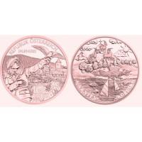 Austria 2012 10 euro - Falknerei