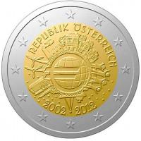 Austria 2012 Ten years of the Euro