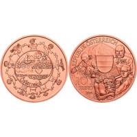 Austria 2016 10 euro - Austria