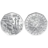 Austria 2009 5 Euro  200th Anniversary of the Death of Joseph Haydn
