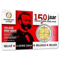 Belgium 2014 150 years of the Belgian Red Cross