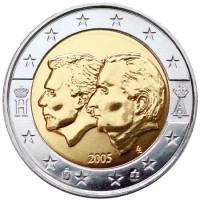 Belgium 2005 Belgium-Luxembourg Economic Union