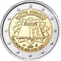 Belgium 2007 50th anniversary of the Treaty of Rome
