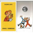 Belgium 2013 5 euro Spirou
