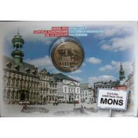 Belgium 2015 5 euro European capital of culture