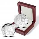 Belgium 2017 10 euro Charles De Coster