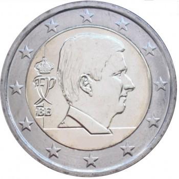 Belgium 2019 2 euro regular coin