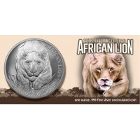 Chad 2017 African Lion