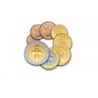 Cyprus 2020 Euro coins UNC set