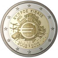Cyprus 2012 Ten years of the Euro
