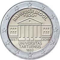 Estonia 2019 Tartu University