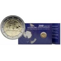 Estonia 2020  200th anniversary of the discovery of Antarctica coincard