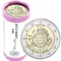 Estonia 2012 Ten years of the Euro Roll