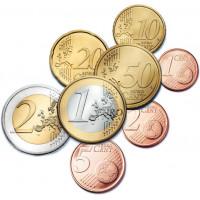 Cyprus 2016 Euro coins UNC set