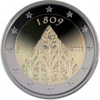 Finland 2009 200th anniversary of Finnish autonomy and Porvoo Diet