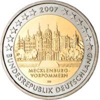 Germany 2007 Mecklenburg-Vorpommern (any random Mint)
