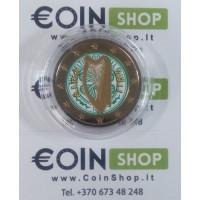 Ireland 2011 2 euro COLORED