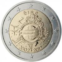 Ireland 2012 Ten years of the Euro