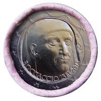 Italy 2013 700th Anniversary of the birth of Giovanni BOCCACCIO Roll