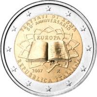 Italy 2007 50th anniversary of the Treaty of Rome