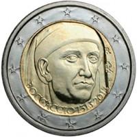Italy 2013 700th Anniversary of the birth of Giovanni BOCCACCIO