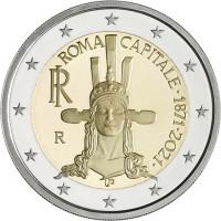 Italy 2021 The Capital City Roma