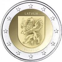 Latvia 2016 Vidzeme