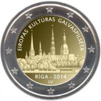 Latvia 2014 Riga — European Capital of Culture 2014