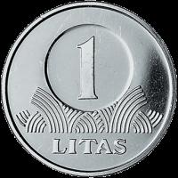 Lithuania 2008 1 Litas