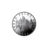 Lithuania 2002 Trakai castle