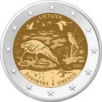 Lithuania 2021 Žuvintas Biosphere Reserve