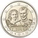 Luxembourg 2021 40th anniversary of birth Grand Duke William