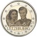 Luxembourg 2021 40th anniversary of birth Grand Duke William PHOTO