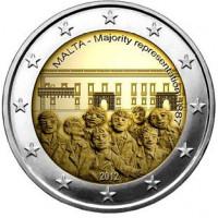 Malta 2012 Majority representation 1887