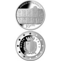 Malta 2013 10 euro Auberge De Provence