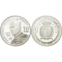 Malta 2013 10 euro Dun Karm Psaila
