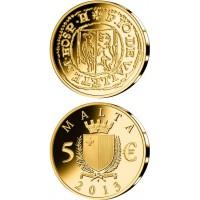 Malta 2013 5 euro Picciolo