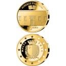Malta 2014 15 euro Auberge d'Aragon