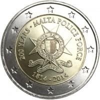 Malta 2014 200 years of Malta Police Force